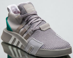 size 40 122fe 481cb Image is loading adidas-Originals-EQT-Basketball-ADV-Men-New-Grey-