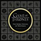 Game of Thrones: The Noble Houses of Westeros von Running Press (2015, Gebundene Ausgabe)