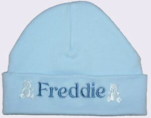 Personalised-Baby-Hat-100-Super-Soft-Double-Layered-Cotton-FREE-GIFT