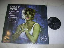 IRENE REID Room For One More *60s VERVE ORIGINAL LP*Like Eartha Kitt,Nina Simone