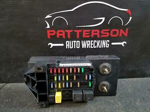 2004 FORD F150 HERITAGE ENGINE MOTOR UNDER DASH FUSE RELAY ...