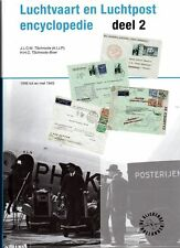 Luchtvaart- & Luchtvaartencyclopedie Nederland deel 2 1986-1945 Dutch airmail
