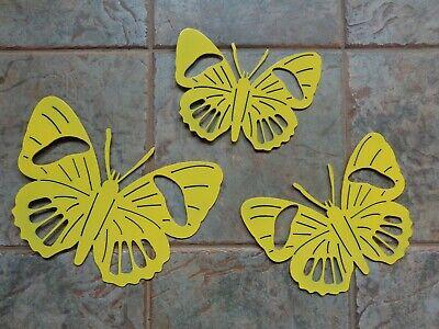 Butterfly Plasma Cut Metal Wall Art Hanging Home Decor Garden