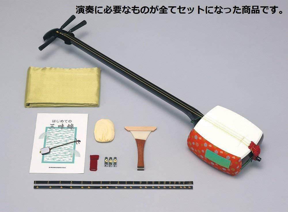 Suzuki Kaede MS-8 Hosozao Shamisen set MS-8 Japan EMS
