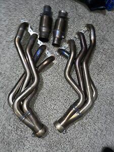 Kooks 2250H420 Stainless Steel Long Tube Headers 10-15 Chevy Camaro SS/1LE/ZL1