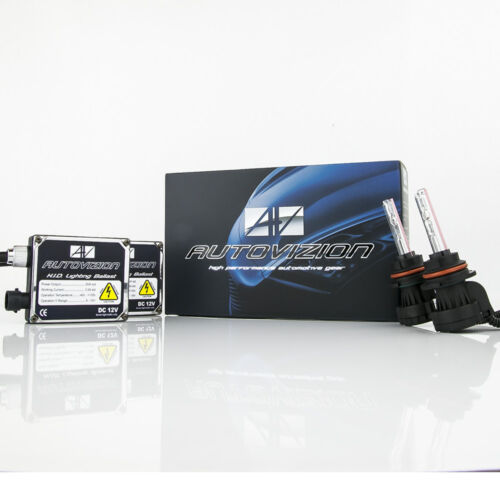 Autovizion SS Series 9007 HB5 8000K Bixenon Iceberg Blue HID Xenon Kit 35 Watts