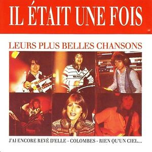 Il-Etait-Une-Fois-CD-Leurs-Plus-Belles-Chansons-France-EX-M
