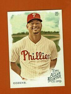 2019-Topps-Allen-amp-Ginter-Dylan-Cozens-212-Philadelphia-Phillies