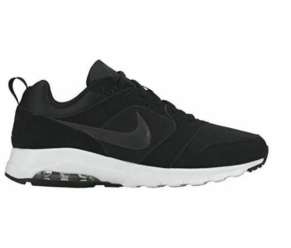 Nike Air Max Motion Running shoes Black Anthracite-White 819798 001