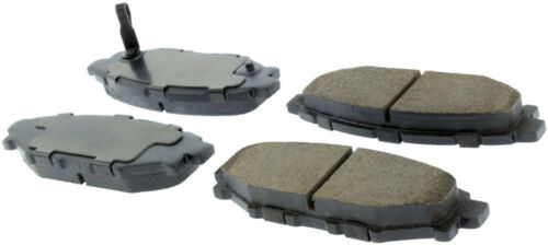 Disc Brake Pad Set-2.5i Rear Centric 105.11140