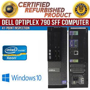 Dell-OptiPlex-790-SFF-Intel-i3-8GB-RAM-250GB-HDD-Win-10-USB-VGA-B-Grade-Desktop