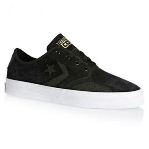 a50e24d2cafa13 Converse Unisex Cons Zakim Ox Black   Black Shoes (10.5 Men US ...