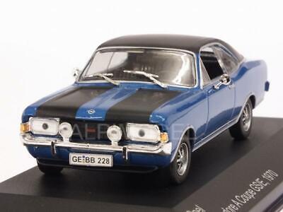 Opel Commodore A Coupe GS//E 1970   rot 1:24 Whitebox   *NEW*