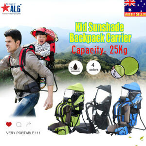 332d6bad230 Image is loading Child-Kid-Carrier-Baby-Toddler-Hiking-Walking-Backpack-