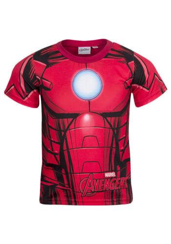 shirt  iron man Boys Character Marvel t