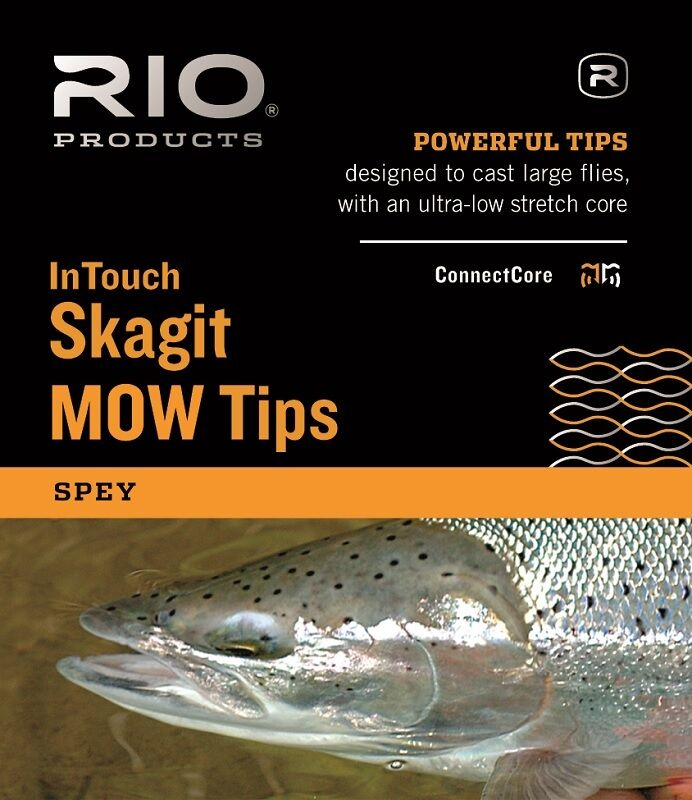 RIO InTouch Skagit MOW Tip Kits - MOW Heavy - New