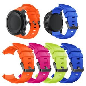 VERTICAL-Silicone-Watch-Band-Bracelet-Wristband-Replacement-for-Suunto-Ambit-3