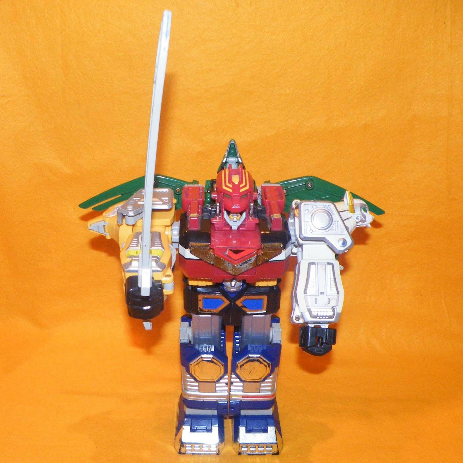 VINTAGE 1998 BANDAI POWER RANGERS GINGAIOH DX STARBEAST COMBINATIONI ROBOT TOY