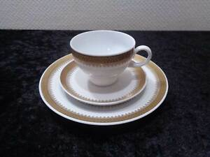 DDR-Design-Sammelgedeck-Kahla-Porzellan-Vintage-um-1970-80