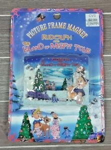 Cvs Christmas Lights.Details About Rudolph And The Island Of Misfit Toys Picture Frame Magnet Cvs New