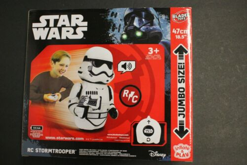 """47cm 18.5/"""" Star Wars Radio Controlled RC Inflatable Stormtrooper with Sounds"""