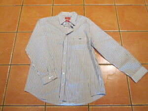 mens-R-M-WILLIAMS-classic-fit-long-sleeve-dressy-style-shirt-SZ-XXL