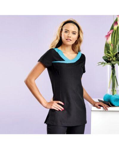 Nuevo SPA /& Beauty túnicas salón de uñas peluqueros dentista Veterinario uniforme Túnica