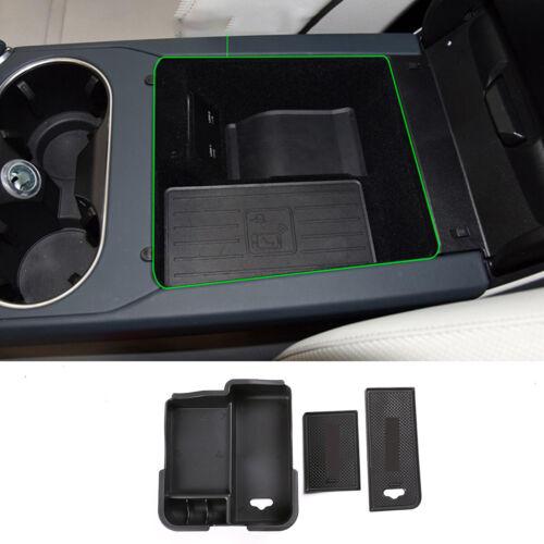 Mittelkonsole Armlehnen Aufbewahrungsbox für Porsche Cayenne 2011-2017