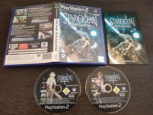 Star-Ocean-Till-The-End-Of-Time-PLAYSTATION-2-Sony-Ps2-Pal-Espagne