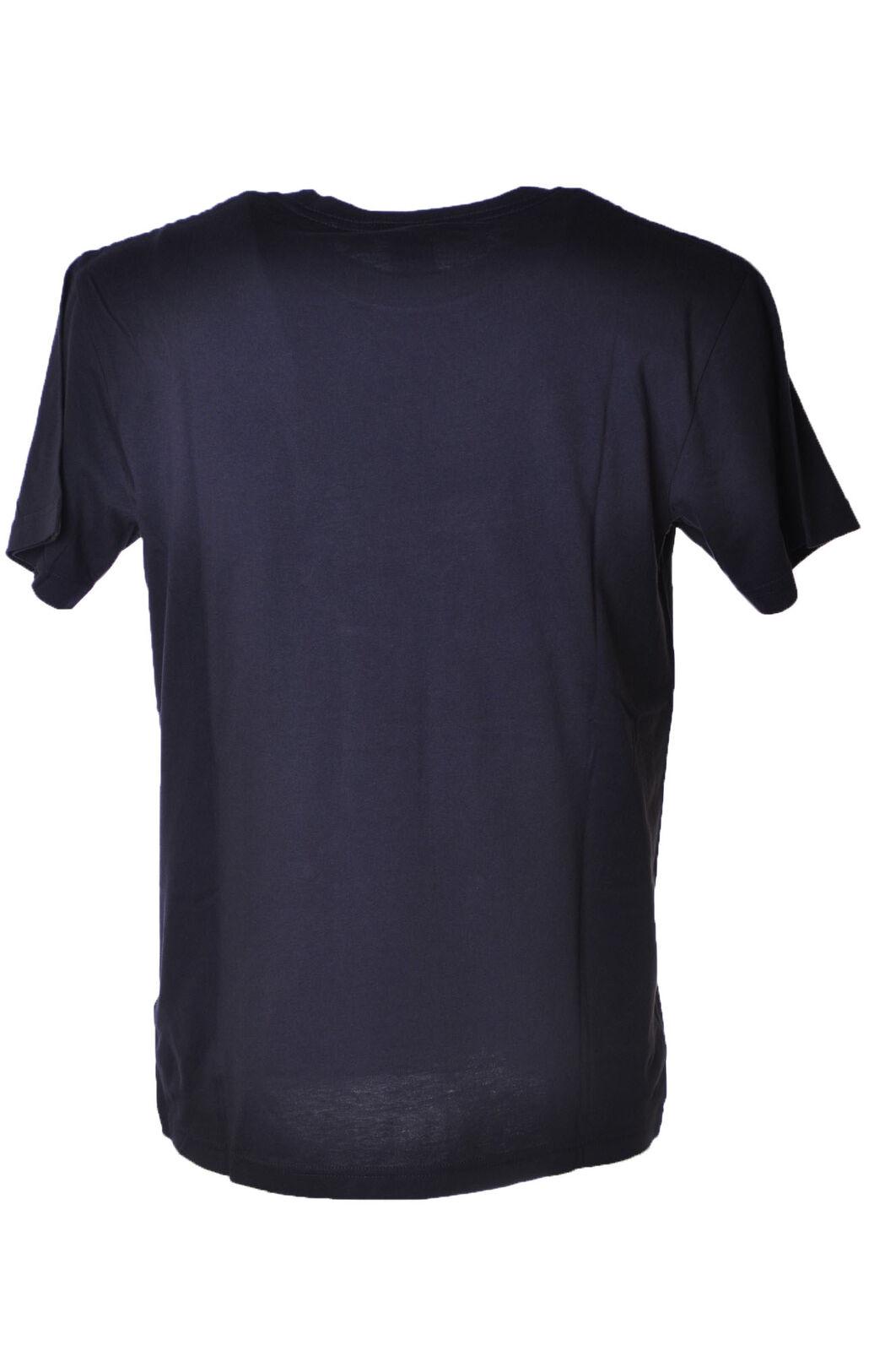 Deus - - - Topwear-T-shirts - Uomo - Blu - 4398402C184115 71d309