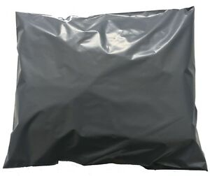 Grey-Mailing-Bags-Poly-Postal-Bags-Packaging-All-Sizes-4x6-6x9-9x12-10x14-12x16