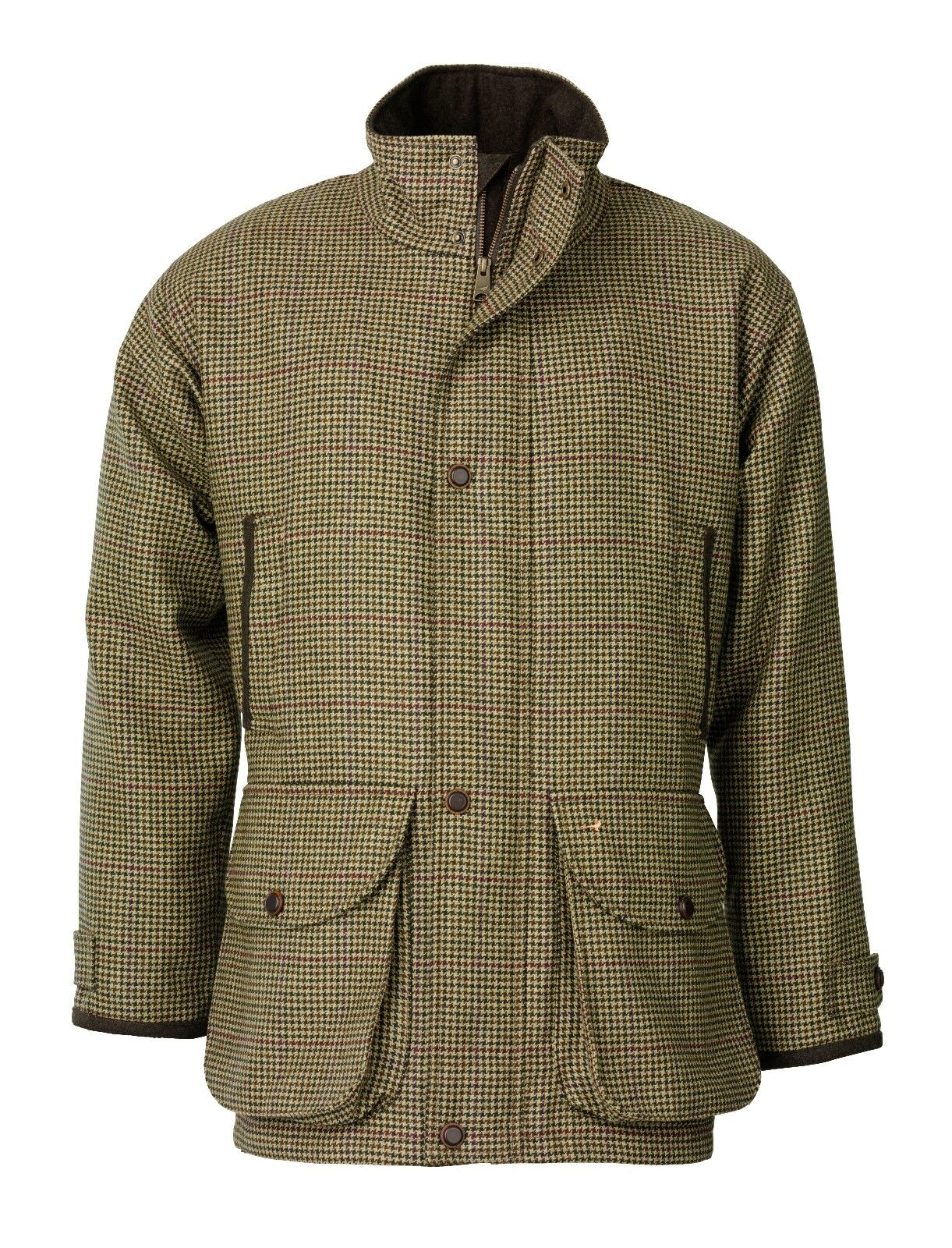 Mens Laksen Ainsley Wingfield Tweed Shooting Coat - all sizes - New for 2017