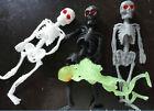 12 Halloween Pirate Skeleton Figure Great Kid Toy 2~4 colors