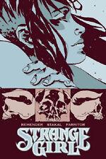 STRANGE GIRL VOLUME 3 PAINT A VULGAR PICTURE TRADE PAPERBACK TPB RICK REMENDER