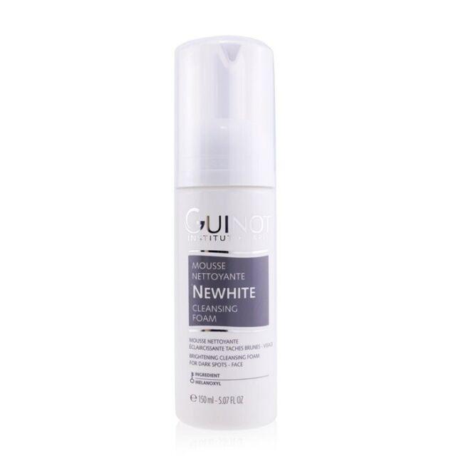 NEW Guinot Newhite Perfect Brightening Cleansing Foam 150ml Womens Skin Care