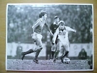 100% Org Press Photo-1981 WC 1/8-CZECHOSLOVAKIA v USSR,A Panenka,Leonid Burjak