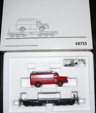 Märklin,48755,Schwerlastwagen mit Feuerwehrgerätewagen, neu ,Ork,