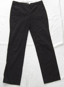 Mng Mango Ladies Fabric Trousers Women's Size 42 L33-L34 great condition