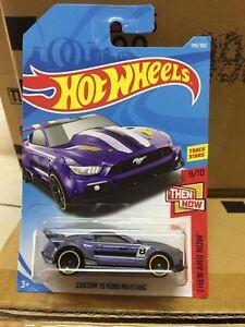Hot-wheels-Hotwheels-Custom-15-ford-Mustang
