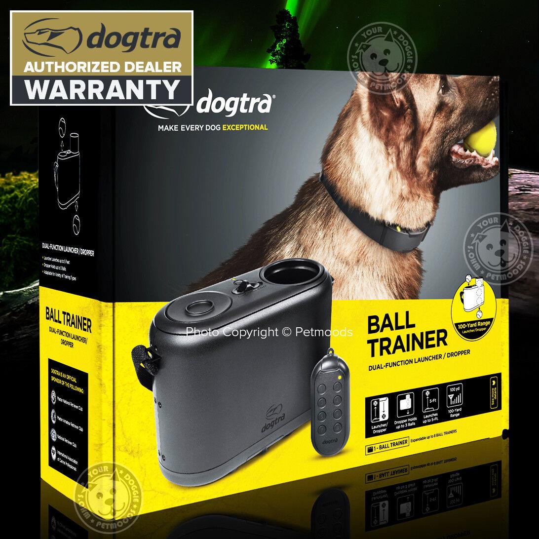 incredibili sconti Dogtra BALL TRAINER Dual-Function Launcher and Dropper for Dogs Dogs Dogs - DROPS-BALLS  ordina ora con grande sconto e consegna gratuita