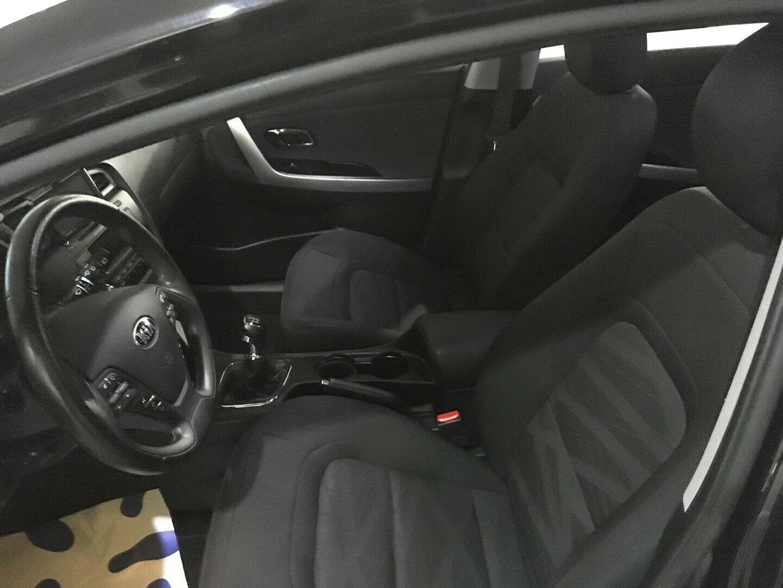 Kia Ceed 1,4 CVVT Style+ Clim SW - billede 5