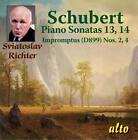 Schubert Sonatas 13+14 von Svjatoslav Richter (2009)