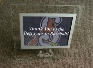Springfield Cardinals Season Ticket Holder Appreciation Picture