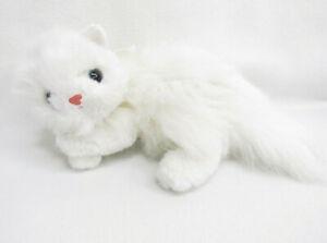 VTG-1995-TY-WHITE-KITTEN-CAT-STUFFED-PLUSH-DETRIMENT-PLEASE-READ