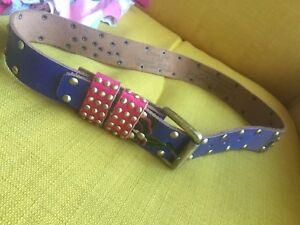 Ed Hardy EH3299 Tigerlily-Kids Girls-Leather Belt