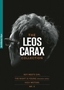 Nuovo Leos Carax - Holy Motors / Night Is Young / Mauvais Sang / Mr X DVD