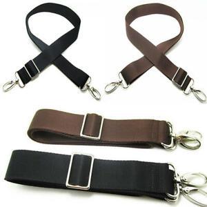 Adjustable-Nylon-Shoulder-Bag-Belt-Replacement-Solid-Strap-Crossbody-Handbag-US