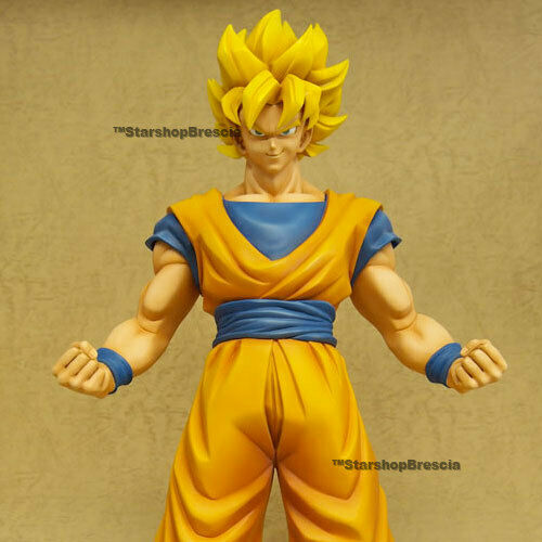 Dragon Ball - Goku Super Saiyan 1 4 PVC Figura X Plus
