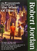 The Wheel Of Time, Boxed Set Ii, Books 4-6: The Shadow Rising, The Fires Of Heav on sale