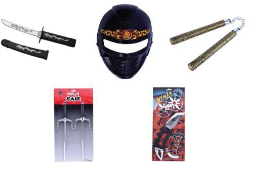 #Ninja Halloween Costume accessoires arme masque déguisement adulte